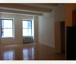FiDi, Spacious, High Ceilings Studio,  Gym, laundry, 24hr doorman