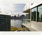 Long Island City: 1 Bedroom on High Floor ~ New Development ~ Excellent Daylight and Views ~ No Broker Fee 