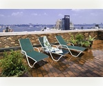 Chelsea  3Bd Luxury...doorman, fireplace, wrap-around terrace, garden...and lots more***