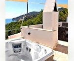 Contemperoray Villa For Sale In Puerto Andratx between Camp de Mart y Puerto Andratx, Providing Fantastic Ocean Views Plus A Seperate Guest Suite!