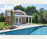 Southampton Village Home for Rent in Central Village Location - 4 Bedrooms with 6 Baths and Pool