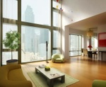 Midtown 2 Bedroom Palace! Stunning view from your 1500sq ft private Terrace