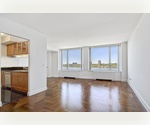Stunning- Extra Large One Bedroom. 1.5 Bath. Spectacular Panaromic River views. Trump Place 220 Riverside Boulevard