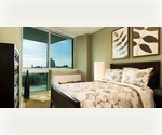 Eye-Catching Features, Luxury Hi-Rise 2Bd in Midtown West NO FEE!***